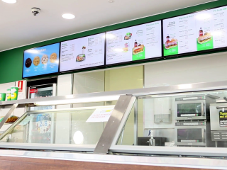 Subway Partners with Prendi for Content Creation