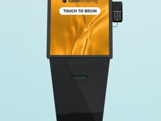 Fusion Ordering Self-Serve Kiosk