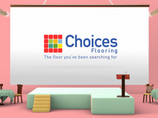 From the newsletter ~ Client Chat with Choices Flooring
