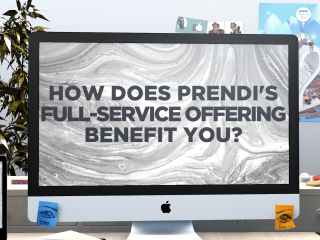 How Does Prendi's Full-Service Offering Benefit You?
